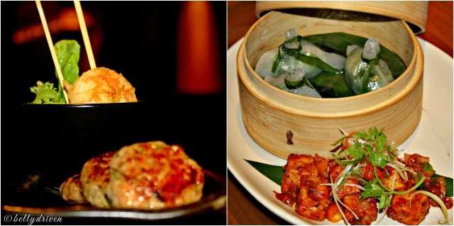 Appetizer Yin Yang