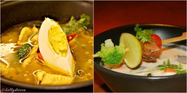 Soups Baan Tao