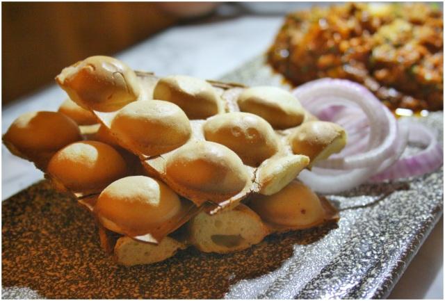 sukha-tawa-chicken-masala-buttermilk-waffle-zora-bellydriven