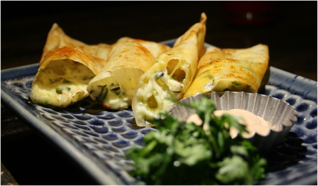 Kalimpong Cheese Rolls