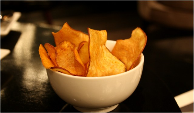 The Sweet Potato Chips