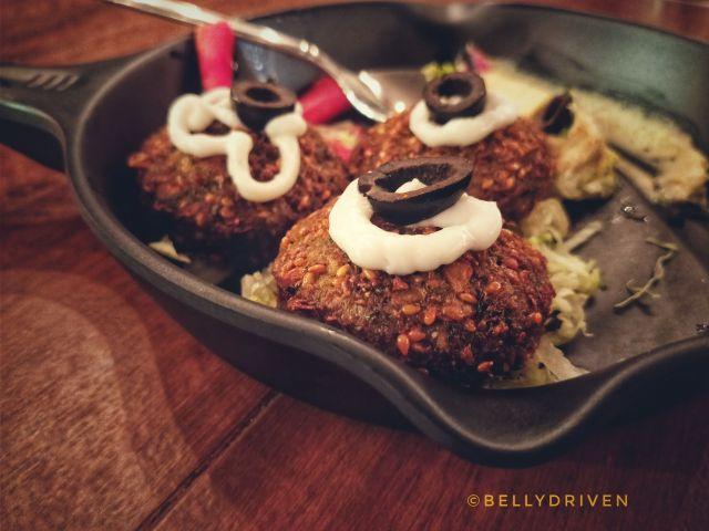 Falafel Bullet at Souk by Cafe Arabia